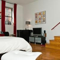 East Village Comfortable / New Studio Apartment