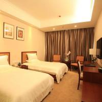 GreenTree Inn Gansu Jiuquan Century Plaza Business Hotel