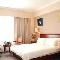GreenTree Inn Liaoning Jinzhou Railway Station Express Hotel, отель в городе Jinzhou