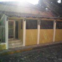 Hotel Brisas de Copan, отель в городе Копан-Руинас