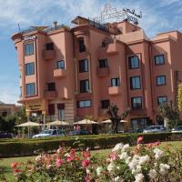 Amani Hotel Suites & Spa, hotel in Hivernage, Marrakesh