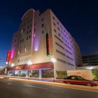 Hotel Ticuán, hotel in Tijuana