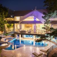 Krystal Satelite Maria Barbara, hotel en Ciudad de México