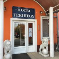 Hotel Ferihegy, hotel Budapest Liszt Ferenc Nemzetközi Repülőtér - BUD környékén Vecsésen