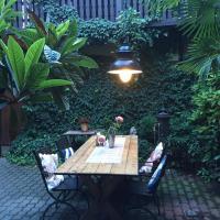 Szent Anna Panzió, hotel Esztergomban