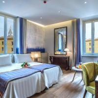 Hotel Martis Palace, hotel en Navona, Roma