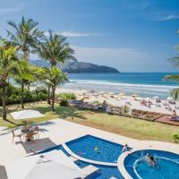Amora Hotel, hotel em Maresias