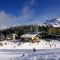 Hotel Villa Argentina, hotel a Cortina d'Ampezzo