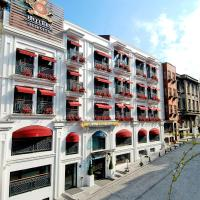 Dosso Dossi Hotels Old City, hotel en Estambul