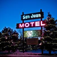 San Juan Motel & Cabins, hotel in Pagosa Springs