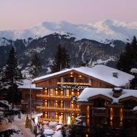 Snow Lodge Boutique Hotel, hotel in Courchevel