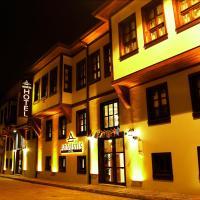 Armistis Hotel, отель в Муданье