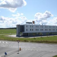 Motel X, hotel i Randers