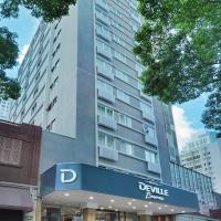 Hotel Deville Business Curitiba, hotel in Curitiba
