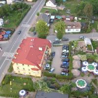 Pensjonat Perła Wisełka – hotel w Wisełce