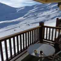 Valle Nevado Apartamento Ski In Out, hotel in Valle Nevado