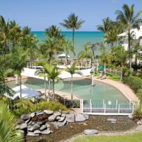 Coral Sands Beachfront Resort, hotel in Trinity Beach