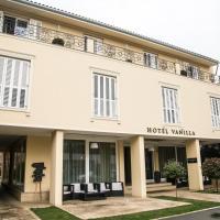 Hotel Vanilla, hotel din Timișoara