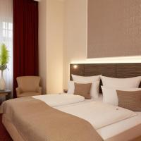 Hotel Prinzregent, hotel v Norimberku