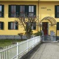 Cerruti Hotel, hotel in Vercelli