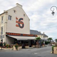 La Maison Du 6, hotel in Arromanches-les-Bains