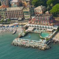 Hotel Helios, hotell i Santa Margherita Ligure