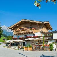 Hotel Bürglhöh, hotel in Bischofshofen