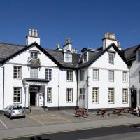 OYO The Burnett Arms Hotel