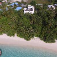 Boutique Beach All Inclusive Diving Hotel, hotel in Dhigurah
