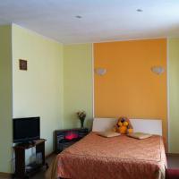 Апартаменты Студио Алтынай, отель в Зеленой Поляне