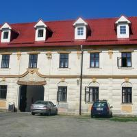 Hotel Valaskuv Grunt, отель в городе Bouzov