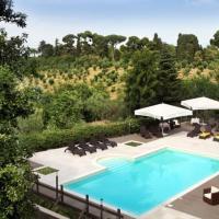 Hotel & Spa Villa Mercede, viešbutis mieste Fraskatis