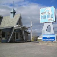 Motel Manic 2000, hotel em Baie-Comeau
