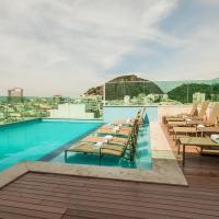 Américas Copacabana Hotel, hotell i Rio de Janeiro