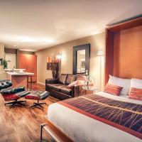 NUVO Hotel Suites for Residence, hotel v destinaci Calgary