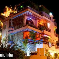 Hotel Pearl Palace, отель в Джайпуре