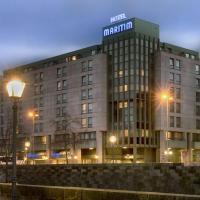 Maritim Hotel Nürnberg, отель в Нюрнберге