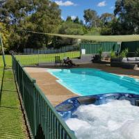 Early Settlers Motel Tocumwal, hotel em Tocumwal
