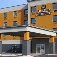 Quality Inn & Suites Kingston, hotel em Kingston