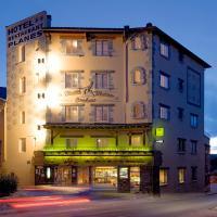 Hotel Restaurant Planes, hôtel à Saillagouse