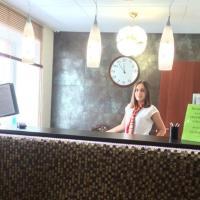 Форвард отель, отель в городе Vorobyevo