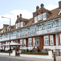 The Marine, hotel in Whitstable