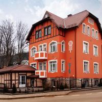 Willa San Remo, hotel in Kudowa-Zdrój