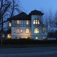 Pension Habermannova Vila, hôtel à Bludov