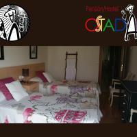 Pensión Ostadar, hotel in Los Arcos