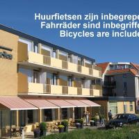 Hotel Prins Maurits, hotel in Bergen aan Zee
