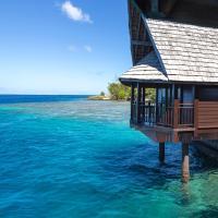 Oa Oa Lodge, hotel em Bora Bora