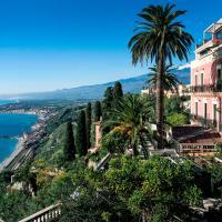 Hotel Villa Schuler, отель в Таормине