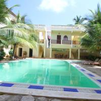 Jannataan Hotel, отель в городе Ламу