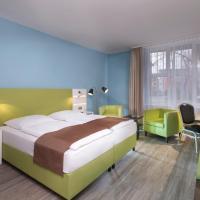 Best Western Hotel Sindelfingen City, отель в Зиндельфингене